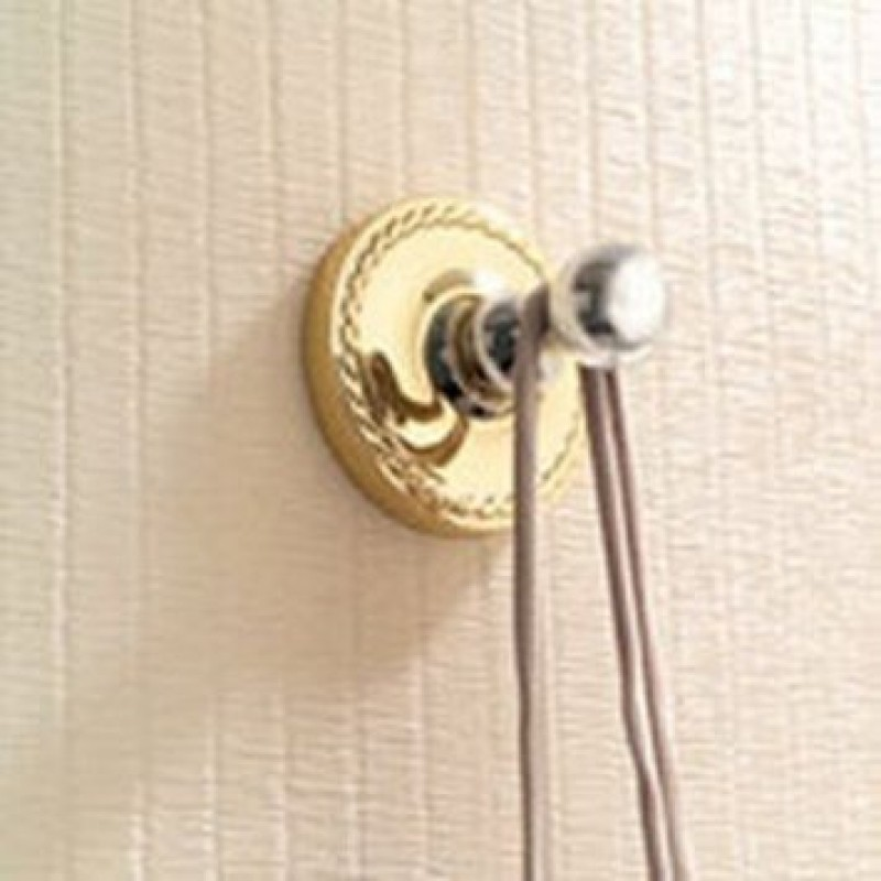 Ginger Canterbury Single Robe Hook