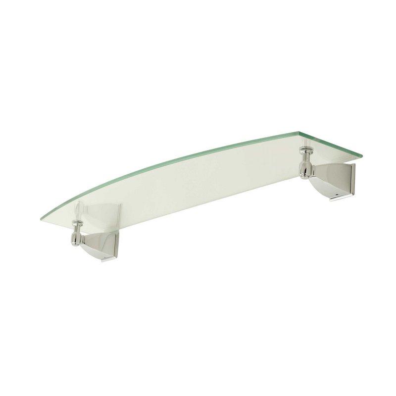 Ginger 24-In Glass Shelf