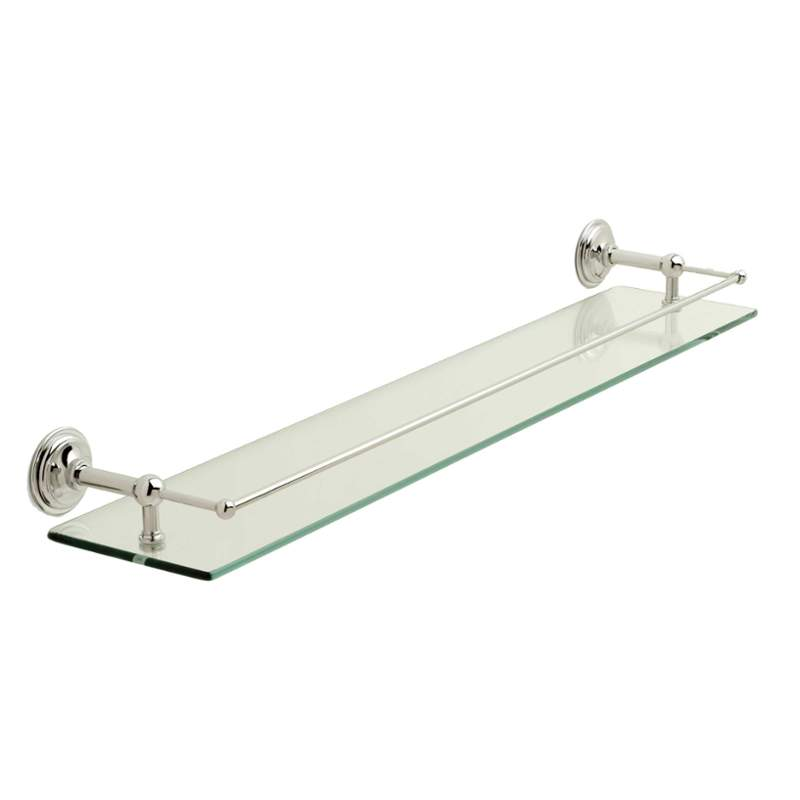 Ginger London Terrace 24-In Gallery Rail Shelf