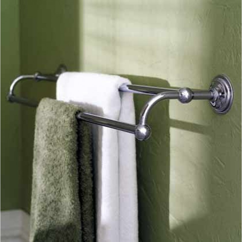 Ginger Double Towel Bar