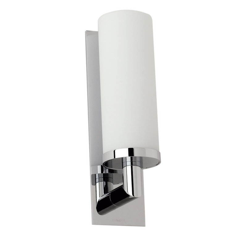 Ginger Surface Single-Light Lighting Wall Sconce