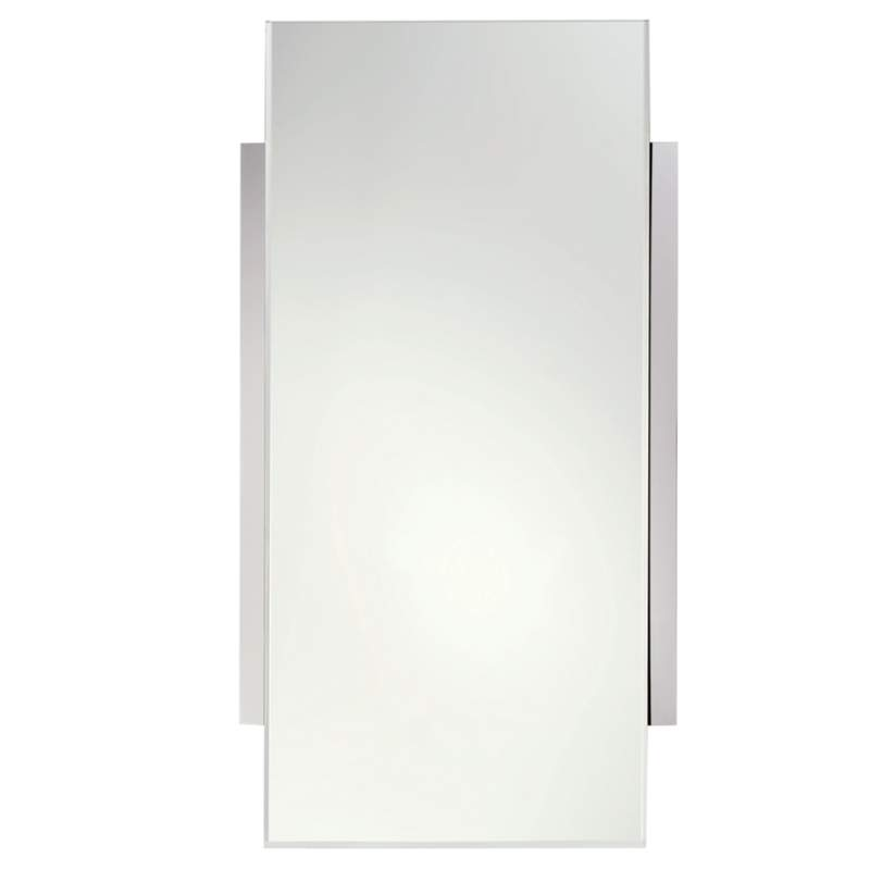 Ginger Surface 18.3-In Rectangular Mirror