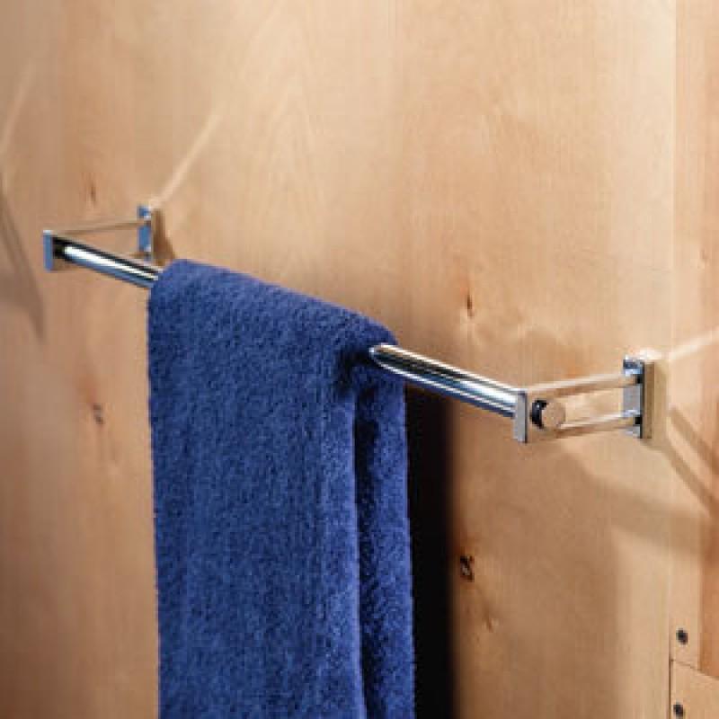 Ginger Frame 24-In Towel Bar