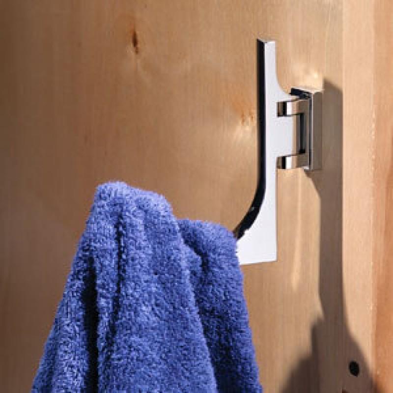 Ginger Frame Pivoting Towel Hook