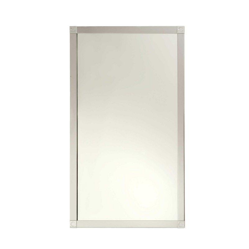 Ginger 18-In X 32-In Framed Mirror