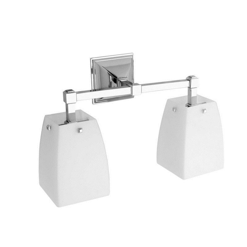 Ginger Double Downward Facing Bathroom Fixture