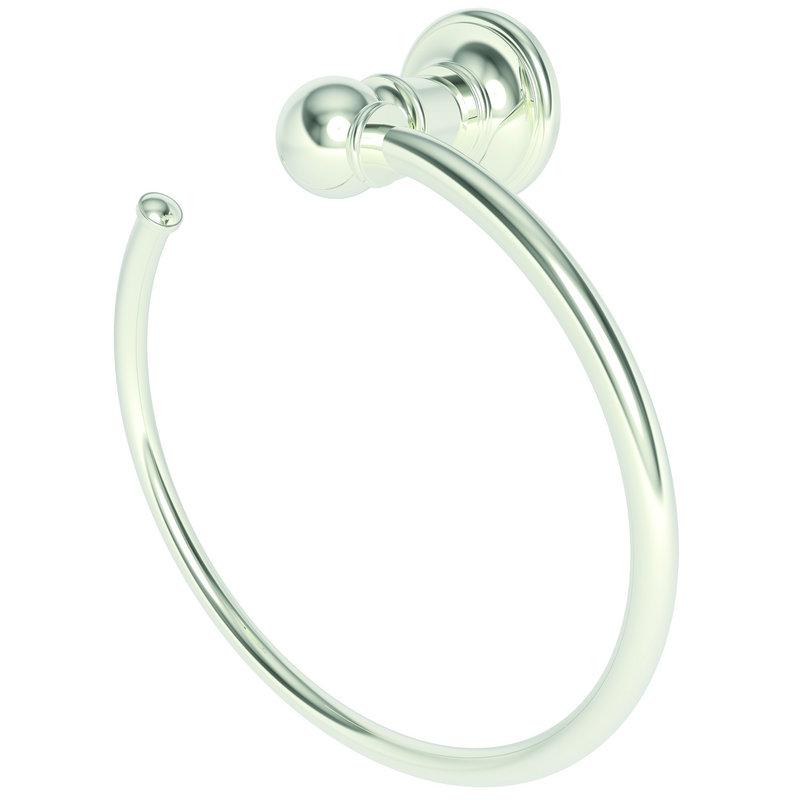 Ginger Columnar Open Towel Ring