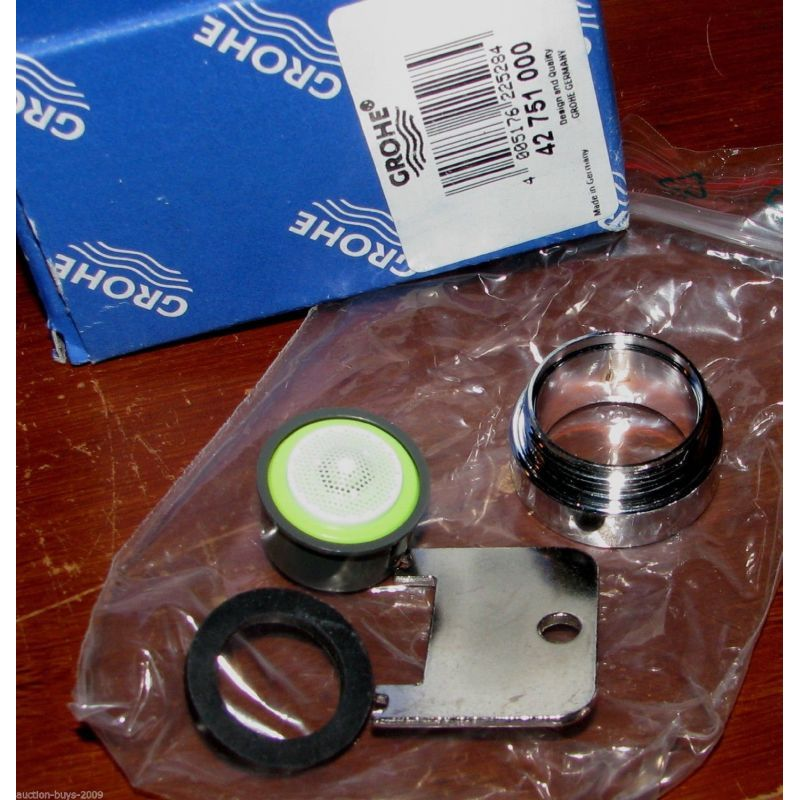 Grohe 0.5 GPM Flow Regulator Assembly With Key