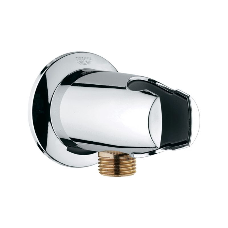 Grohe Movario Wall Union With Holder