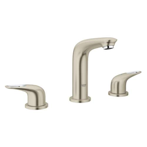 Grohe Eurostyle S-Size Bathroom Faucet with Swivel Spout In Brushed Nickel