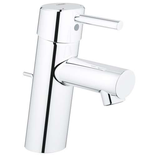 Grohe Concetto S-Size Bathroom Faucet with Fixed Spout In StarLight Chrome