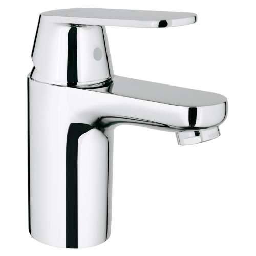 Grohe Eurosmart Cosmopolitan S-Size Bathroom Faucet with Fixed Spout In StarLight Chrome
