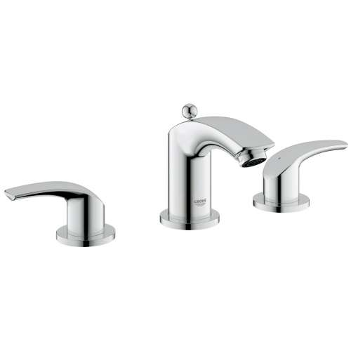 Grohe Eurosmart S-Size Bathroom Faucet with Fixed Spout - In Multiple Colors