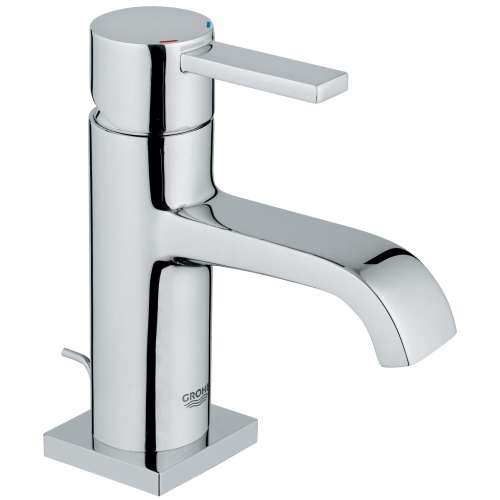 Grohe Allure M-Size Bathroom Faucet with Fixed Spout In StarLight Chrome
