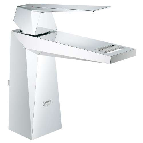 Grohe Allure Brilliant M-Size Bathroom Faucet with Fixed Spout In StarLight Chrome