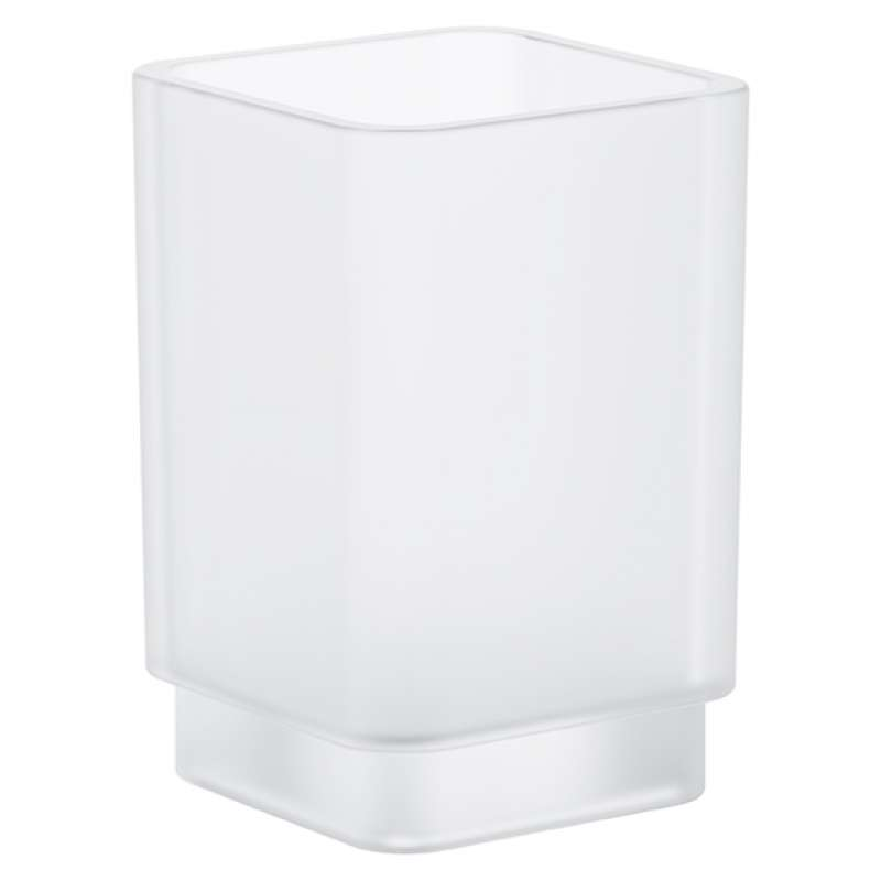 Grohe Selection Cube Glass 4.53-in. Glass
