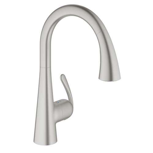Grohe Ladylux Single-Handle Kitchen Faucet
