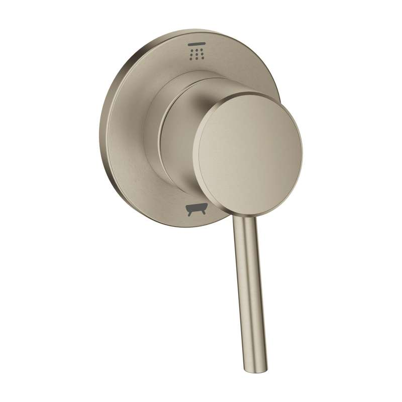 Grohe Concetto Diverter Trim In Brushed Nickel