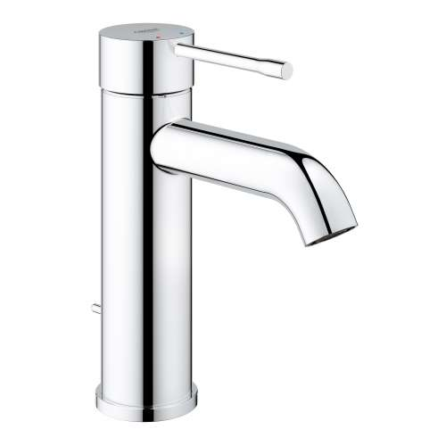 Grohe Essence S-Size Bathroom Faucet with Fixed Spout In StarLight Chrome