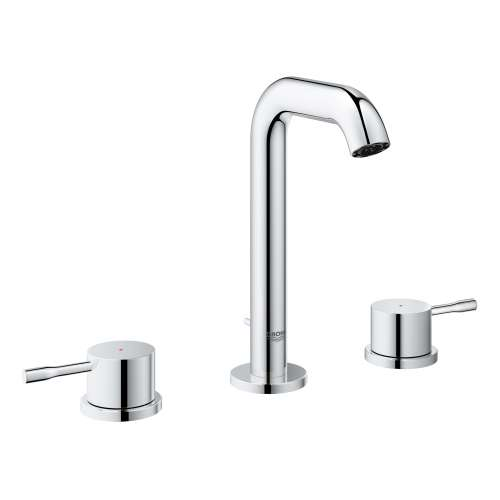 Grohe Essence M-Size Bathroom Faucet with Tubular Spout - In Multiple Colors