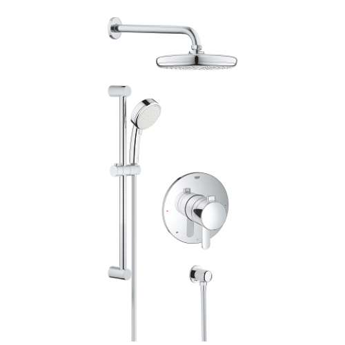 Grohe Europlus Shower System