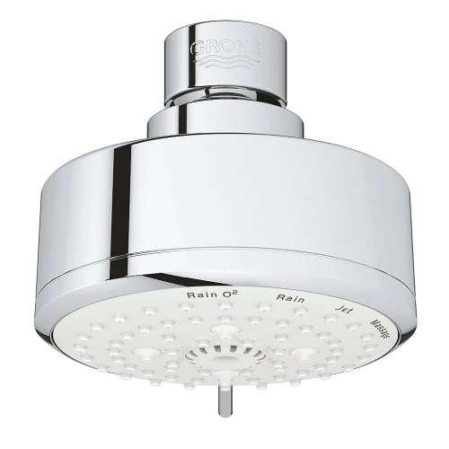 Grohe New Tempesta Cosmopolitan 2.5 GPM 4-Spray Fixed Shower Head