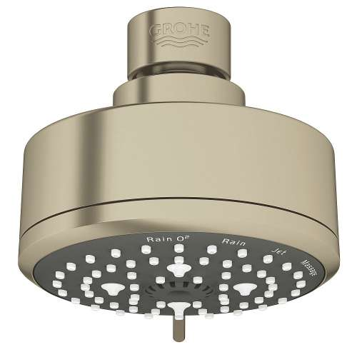 Grohe New Tempesta Cosmopolitan 1.75 GPM 4-Spray Fixed Shower Head