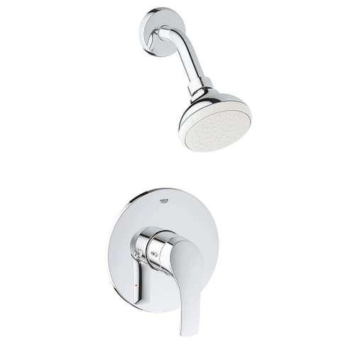 Grohe Eurosmart 1.75 GPM Bathtub/Shower Combo Faucet