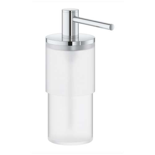 Grohe Atrio Glass/Metal Soap Dispenser - In Multiple Colors