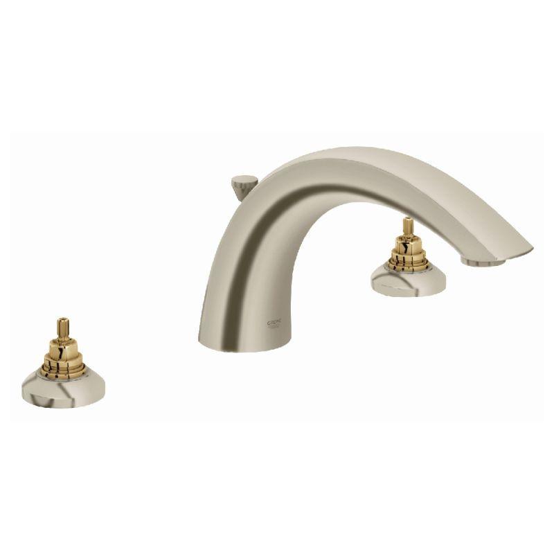 Grohe Arden 3-Hole Roman Bathtub Faucet