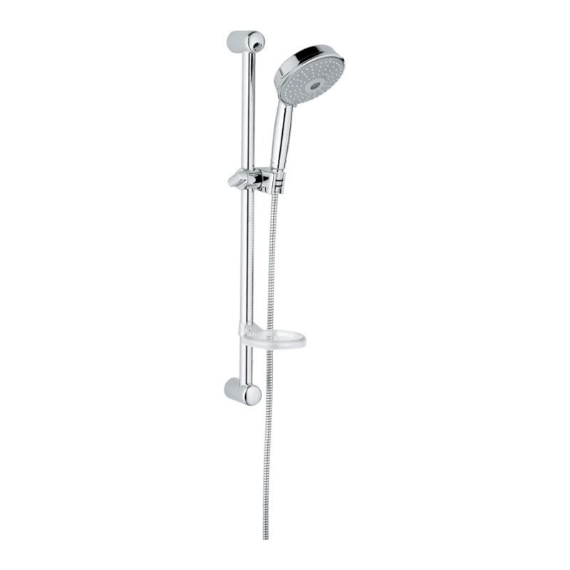 Buy Grohe Rainshower Rustic 130 Shower Set Online - Bath1.com