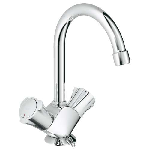 Grohe Costa L Two-Handle Bathroom Faucet In StarLight Chrome