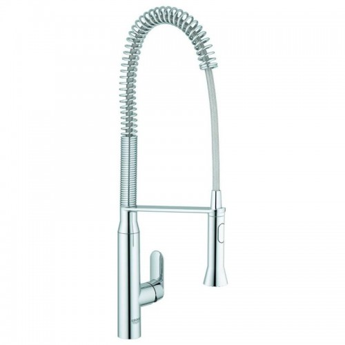 Grohe K7 Kitchen Faucet With Dual Spray