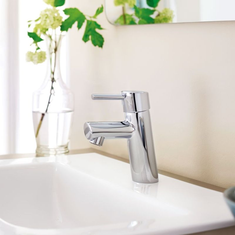Grohe Concetto Centerset Single Handle Bathroom Faucet