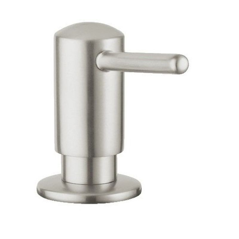 Grohe Contemporary Bathroom Soap And Lotion Dispenser