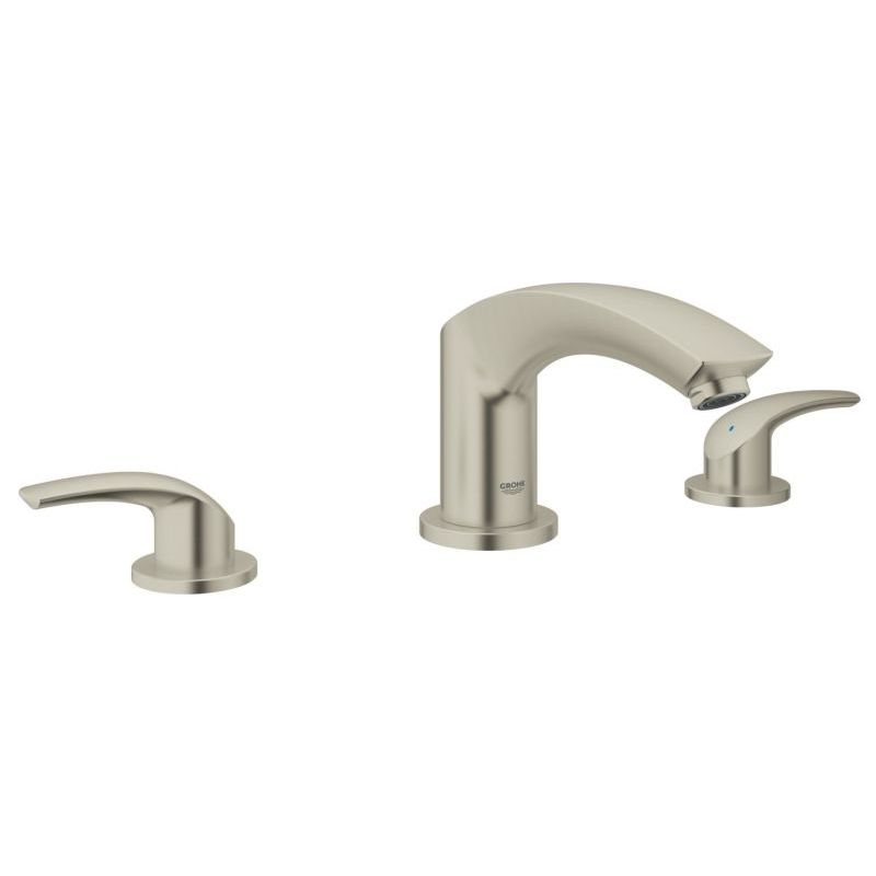Grohe New Eurosmart 3-Hole Roman Bathtub Filler