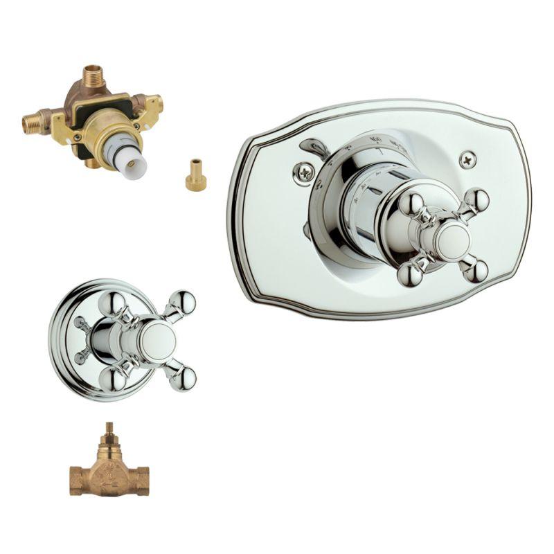 Grohe Geneva Bathtub And Shower Valve Kit