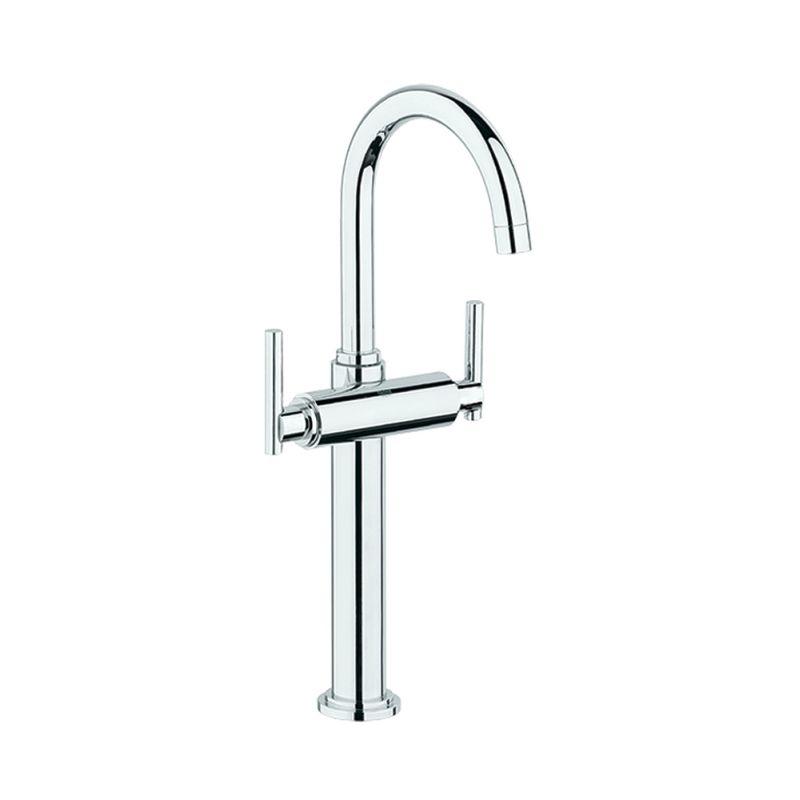 Grohe Atrio 2-Handle Deck Mount Vessel Bathroom Faucet