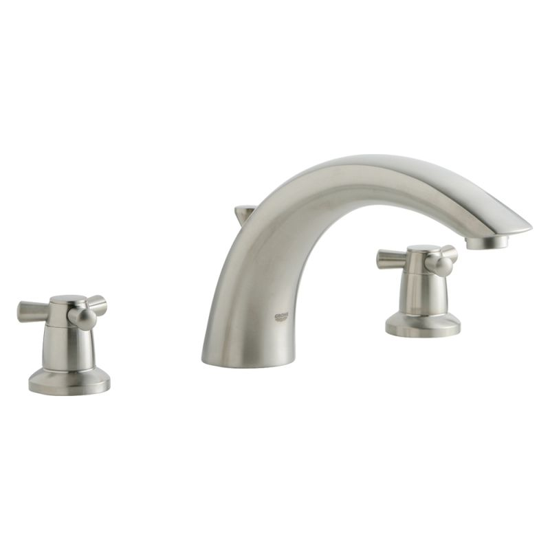 Buy Grohe Arden Roman Bathtub Filler With Deck Mount Online - Bath1.com