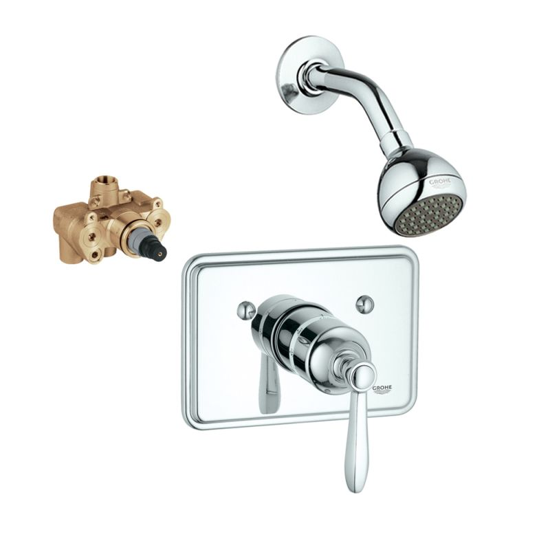 Grohe Somerset KS19320-34124R-M