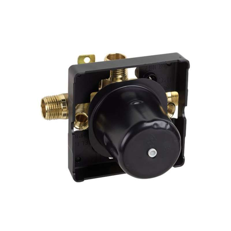 Hansgrohe Rough Valve, Pressure Balance with Service Stops
