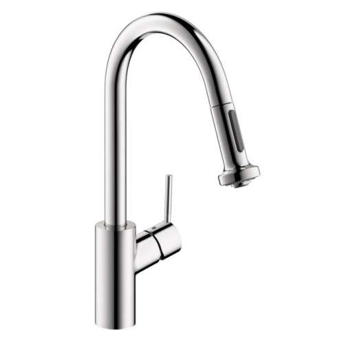 Hansgrohe Talis S2 HighArc Kitchen Faucet, 2-Spray Pull-Down, 1.5 GPM - In Multiple Colors