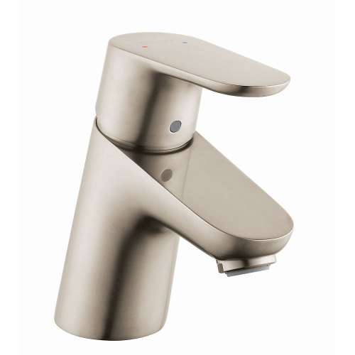 Hansgrohe Focus Single-Hole Faucet 70 with Pop-Up Drain, 1.2 GPM