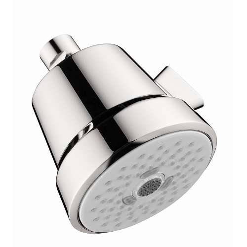 Hansgrohe Club 2.0 GPM 3-Jet Showerhead 100 - In Multiple Colors