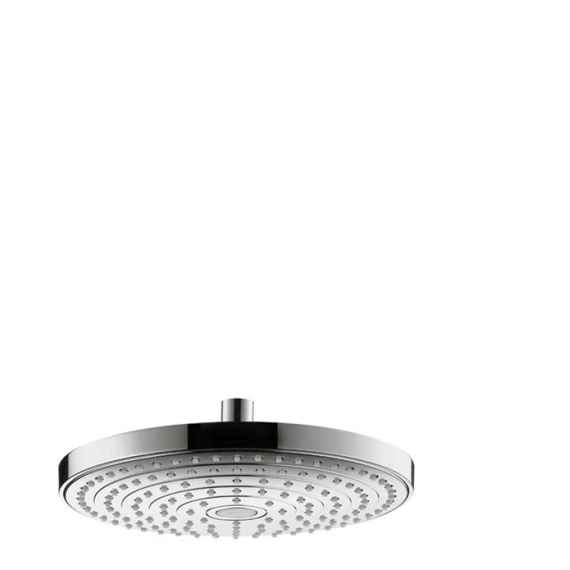 Hansgrohe Raindance Select S 1.8 GPM 2-Jet Showerhead 240 - In Multiple Colors