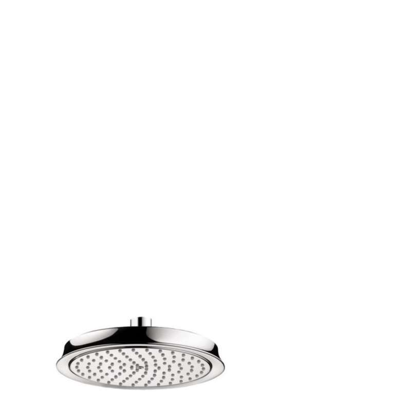 Hansgrohe Raindance Classic 2.0 GPM 1-Jet Showerhead 180 - In Multiple Colors