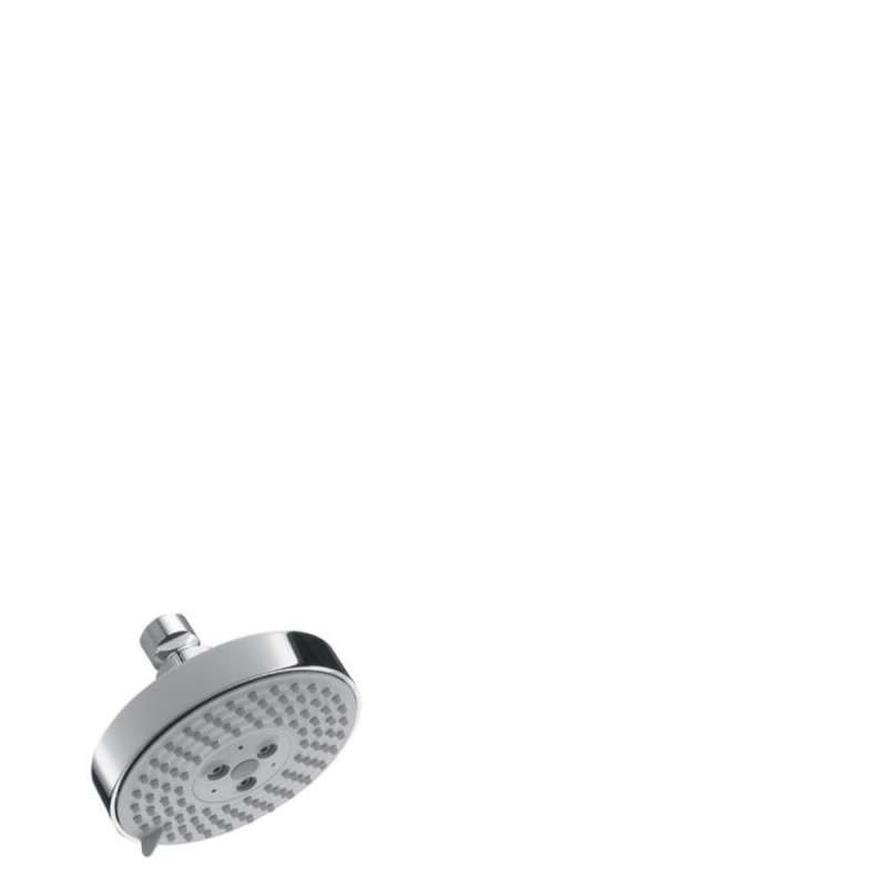 Hansgrohe Raindance S 2.0 GPM 3-Jet Showerhead 120 - In Multiple Colors