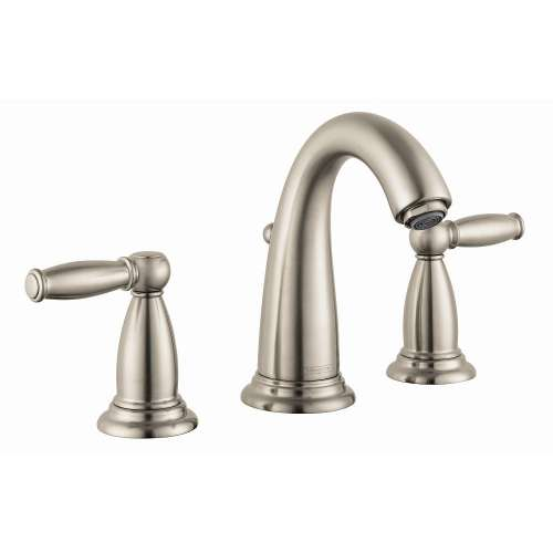 Hansgrohe Swing C Widespread Faucet with Pop-Up Drain, 1.2 GPM
