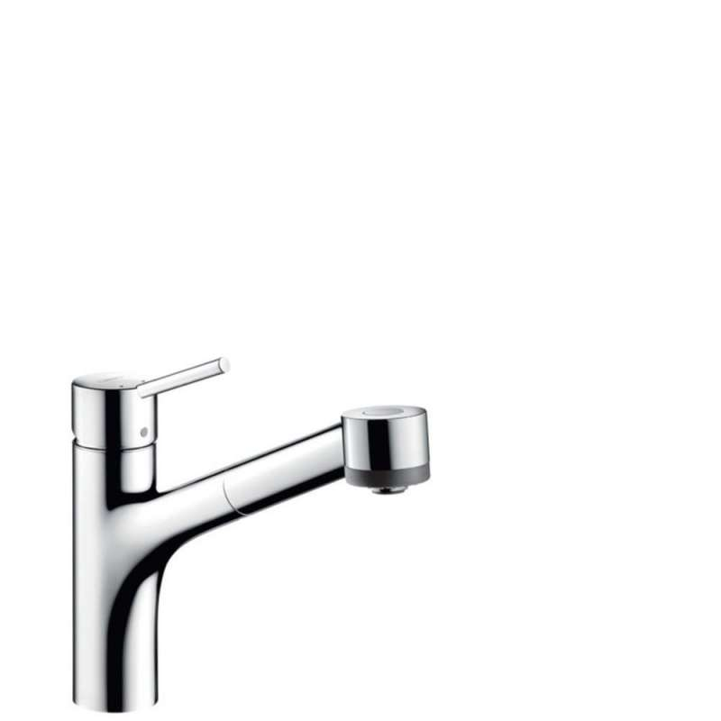 Hansgrohe Talis S Kitchen Faucet, 2-Spray Pull-Out, 1.75 GPM