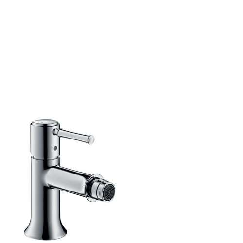 Hansgrohe Talis C Single-Hole Bidet Faucet with Lever Handle